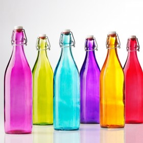 Giara Bottle Multicolor 1L (1P)