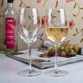Bordo Beyaz Crystal White Wine잔 1P (325cc) 낱개1개가격