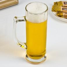 Borgonovo Ottica Beer Mug (맥주잔) 0.5L(590ml) 1p