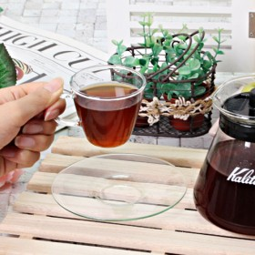 Simax Presso Cup With Saucer(에스프레소잔세트) 4인조
