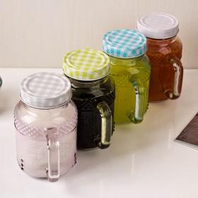 [↓50% OFF]MAKA 칼라 Drinking Jar (드링크자) 580ml 1P