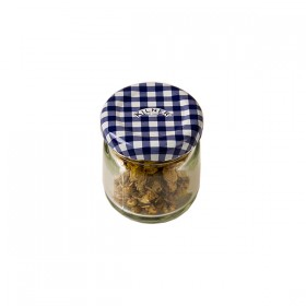 KILNER Round Twist Top Jar 43ml
