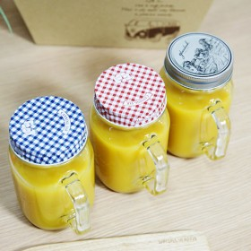 Canning Drink Jar (드링크자) 500ml 2P