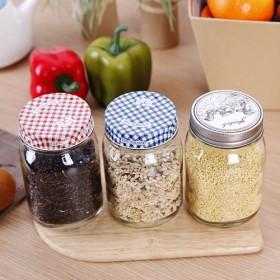 Canning Jar (밀폐자) 500ml 2P