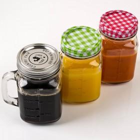 ▼40% Country Fair Drinking Jar (드링크자) 450ml 1P