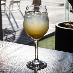 Pasabahce Amber Beverage 460ml 1P