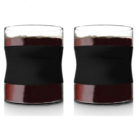 Viva Curve 내열 Coffee Glass 2P세트