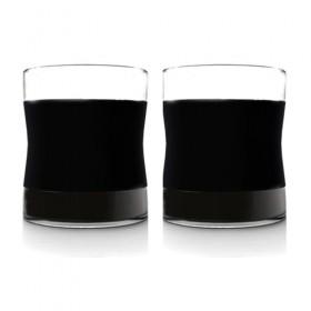 Viva Curve 내열 Espresso Glass 2P세트