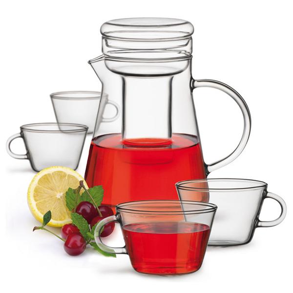 Simax AGRA TEA SET (티포트세트)