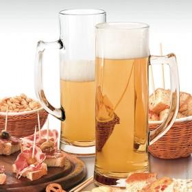 Borgonovo Ireland Beer Mug(맥주잔) 0.5L(590ml) 1P