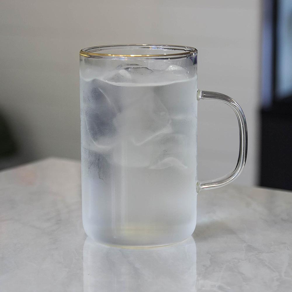 Ligero 내열 골드라인 강화 Mug 530ml 1P