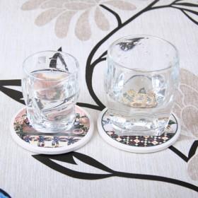 스톤(Stone) 컵받침 1P