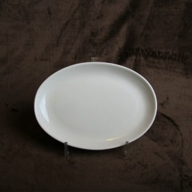 Luzerne Oval Coupe Plate 21cm 1P