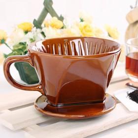 Domo Ceramic Coffee Dripper(3~4 cup)