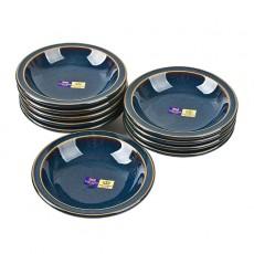 Royal Venton 빈티지 블루 구프 5인치 10P세트