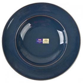 Royal Venton 빈티지 블루 파스타볼 11인치 1P